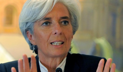 Кристин Лагард призовава за рекапитализация на банките