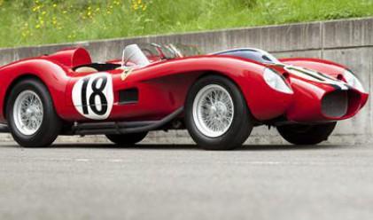 Ferrari от 1957 г. счупи всички рекорди на търг