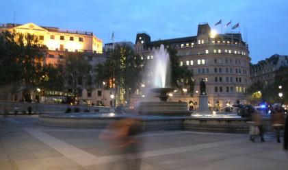 Олимпийските игри превръщат Централен Лондон в град призрак