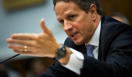 Гайтнър: Налице са финансовите средства за укрепване на еврозоната