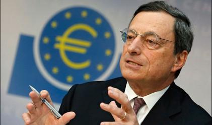 Драги се изправя пред най-голямото си изпитание като шеф на ЕЦБ