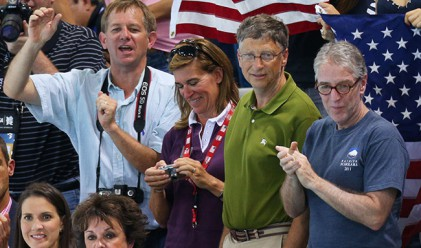 Вижте кои известни личности посетиха Олимпиадата