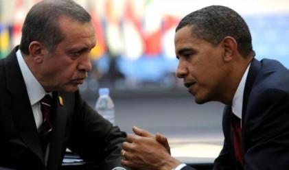 Снимка на Обама с бухалка разгневи турски политици