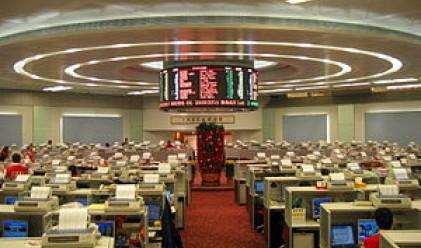 Хонконгската борса достигна тримесечен максимум