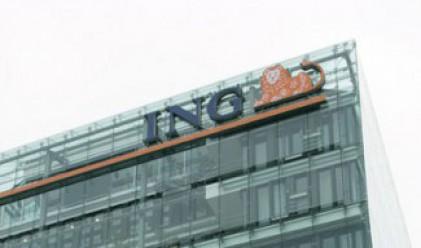 ING отчете 22% спад в печалбата за второто тримесечие