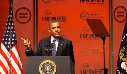 Расте рейтингът на Обама
