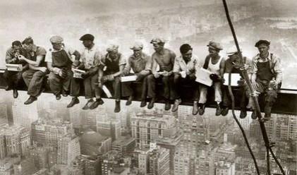 Как се строяха небостъргачите на Ню Йорк?