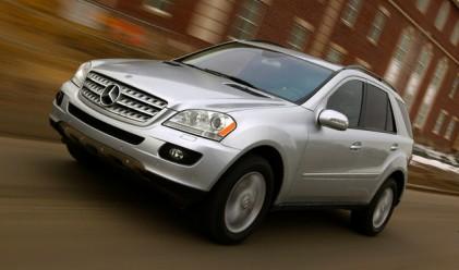 Mercedes-Benz изтегля дефектни постелки за ML модели