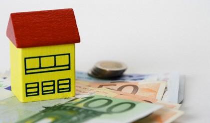 Средният размер на изтеглените ипотечни кредити през юли е 29 113 евро