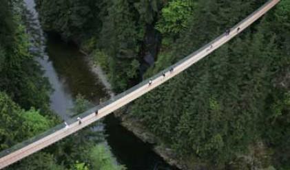 Най-страшните мостове в света (част 2)