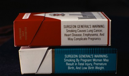 Австралия забрани имената на производителите върху кутиите цигари