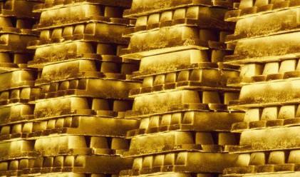 Световното търсене на злато пада с над 7% през второто тримесечие