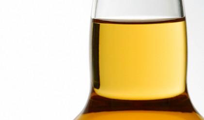 Чехи направиха най-голямата бутилка за уиски в света