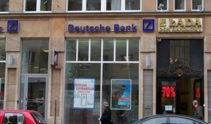 Разследват Deutsche Bank за връзки с Иран