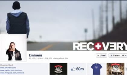 20-те най-популярни личности във Facebook