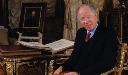 Лорд Ротшийлд заложи 130 млн. паунда срещу еврото