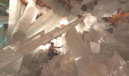 Най-красивите пещери в света