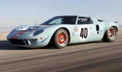 Ford от 1968 г. стана най-скъпата американска кола, продавана на търг