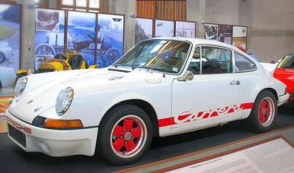 Най-красивите класически модели коли