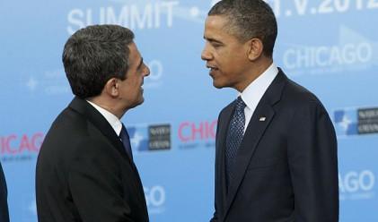 Плевнелиев на вечеря с Обама в Ню Йорк
