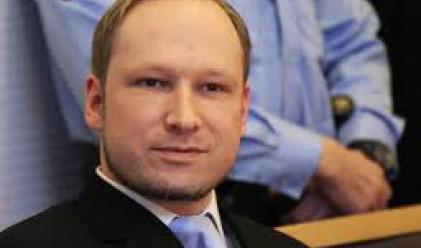 Андерш Брайвик ще стане най-скъпият затворник в историята на Норвегия