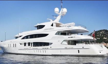 Как изглежда яхта за 50 млн. долара