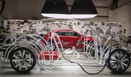 VW представи подводен автомобил