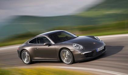 Новото Porsche 911 Carrera e изненадващо икономично