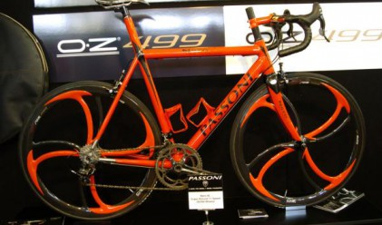 Италианци създадоха колело за 24 000 долара
