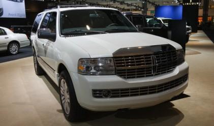 Ford ще продава марката Lincoln в Китай