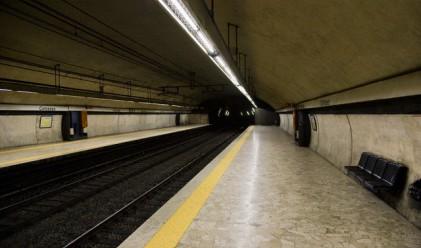 Половината от търговските обекти на новите метростанции са празни