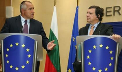 Борисов и Барозу откриват втората линия на метрото в София