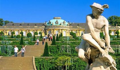 Най-красивите градини на замъци