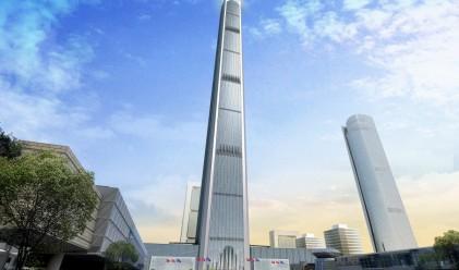 Най-високите сгради в строеж в момента