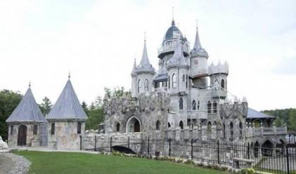 10 странни сгради, построени от ексцентрични милионери