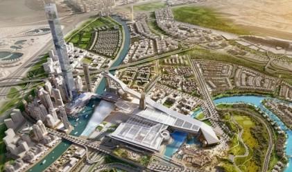Дубай строи най-големия закрит ски курорт в света