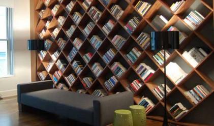 Красиви мебели за любителите на книгите