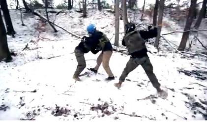 ММА vs морски пехотинци (видео)
