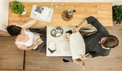 Модерно нововъведение за тесни кухни
