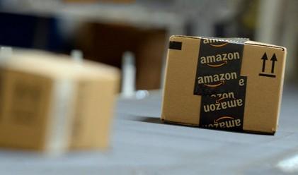 Впечатляващ двудневен ръст за Amazon