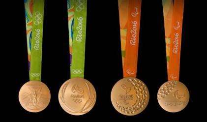 От какво са направени златните медали на Олимпийските игри