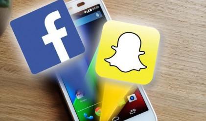 Как Facebook ще се бори със Snapchat