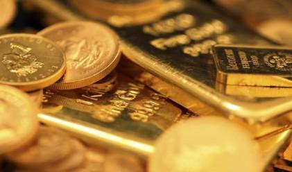 Златото пред ключови нива, вече с 28% ръст от началото на 2016 г.