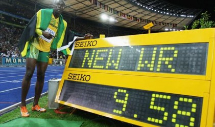 Кога ще падне световният рекорд на Юсейн Болт на 100 м?