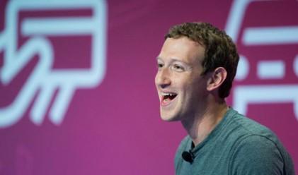 Марк Закърбърг вече е петият най-богат човек в света