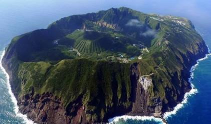 Аогашима - вулканичният остров, който убива жителите си