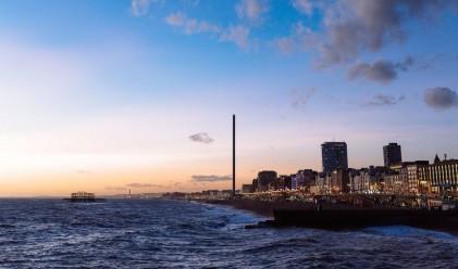 Най-тънката кула за наблюдение в света отвори врати