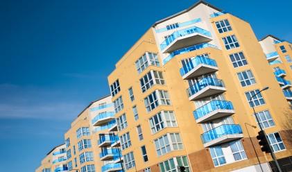 НСИ: Новите жилища с ръст от 15.6%