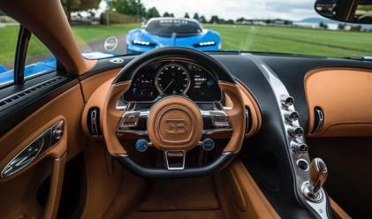 Саудитски принц купи два автомобила Bugatti за 5 млн. долара