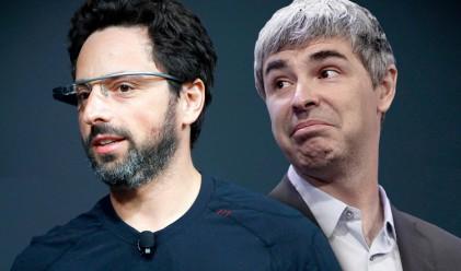 Богатството на основателите на Google с нов рекорд